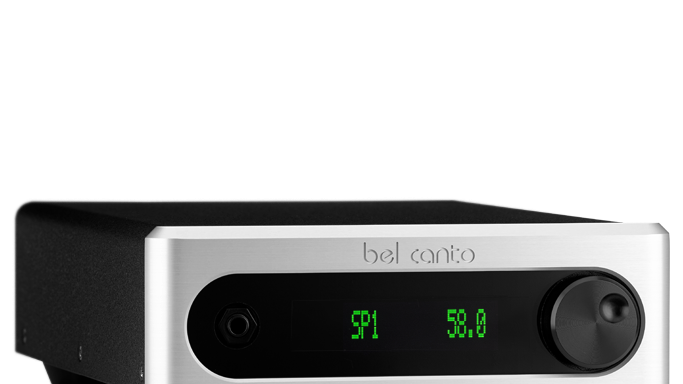 BEL CANTO e.One C5i INTEGRATED AMPLIFIER