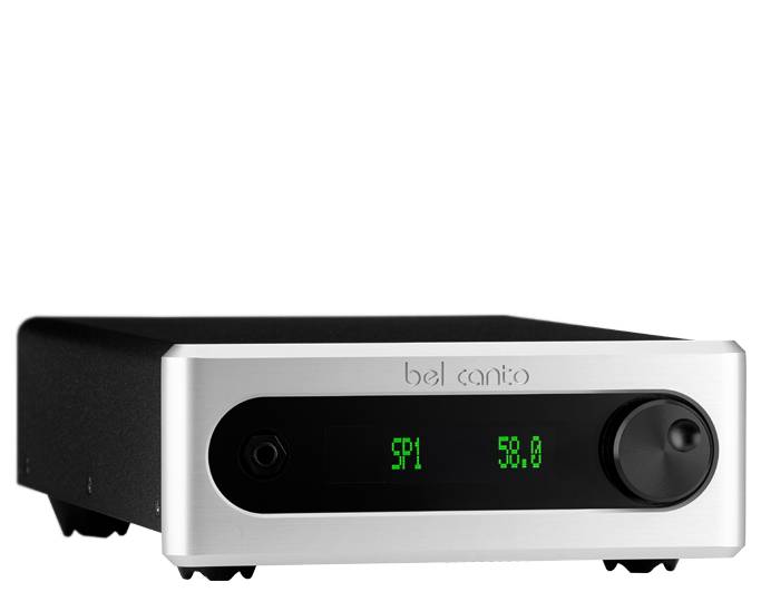 BEL CANTO e.One DAC 2.7 CONTROL PREAMP