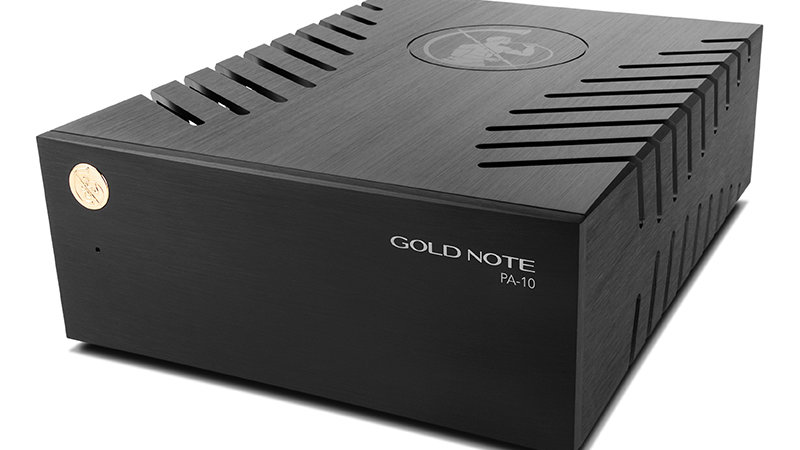 GOLD NOTE PA-10 POWER AMPLIFIER
