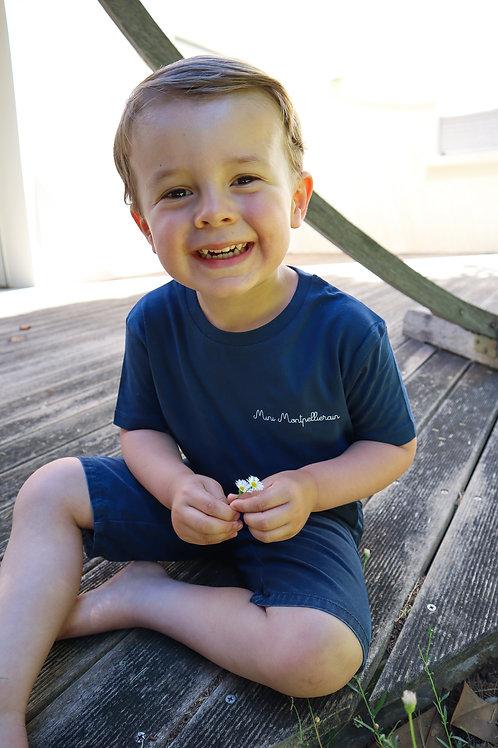 Le T-shirt Mini Montpelliérain
