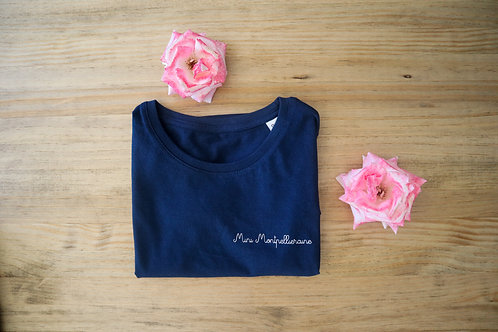 LeT-shirt Mini Montpelliéraine
