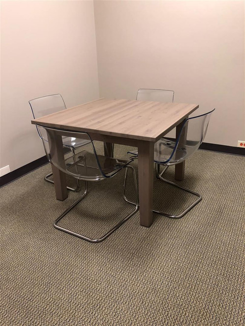 TBL Break Room Table Chairs Set - Break room table and chair sets