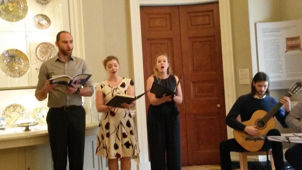 Concert for Goya Exhibition