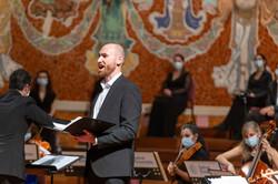 Handel's Messiah, Palau de la Musica Catalana, Barcelona