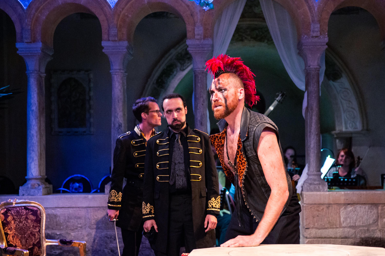 Emilio in Handel's Partenope