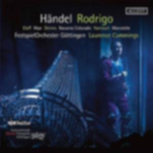 'Rodrigo HWV 5' by Handel, recorded live