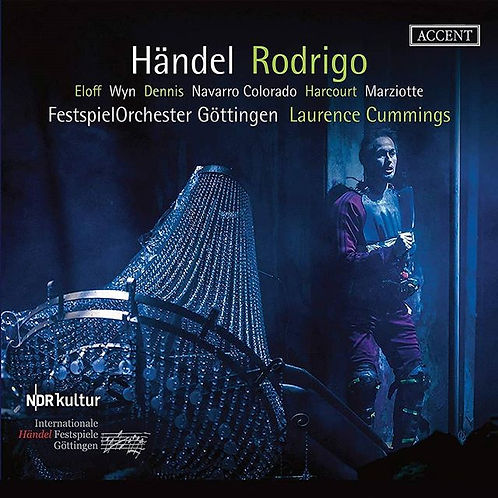 'Rodrigo HWV 5' by Handel, recorded live