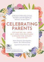 Celebrating Parents