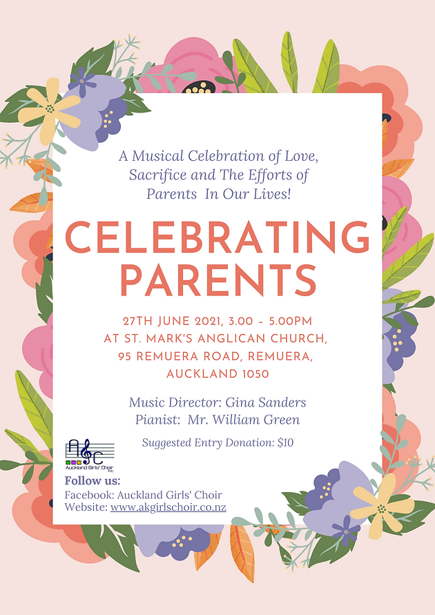 Celebrating Parents