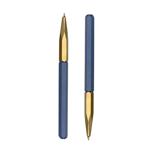 MECHANICAL PENCIL - BLUE BRASS