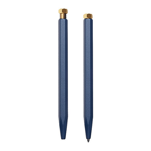 ROLLER BALL PEN - BLUE