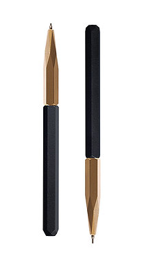 MECHANICAL PENCIL - BLACK BRASS