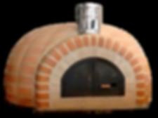 forno de pizza a lenha tradicional
