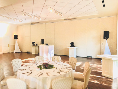 Wedding Reception Ashton Gardens