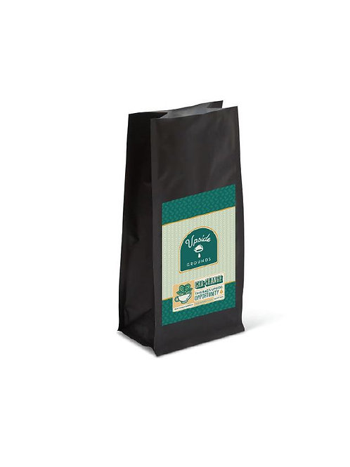 12 oz. Cha-Change Coffee (whole bean)