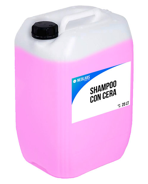 SHAMPOO CON CERA CONCENTRADO (25L)