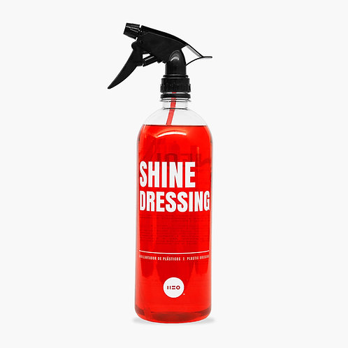 SHINE DRESSING (Abrillantador de plásticos)