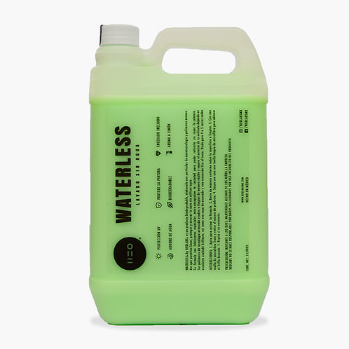 Bidón 5L Waterless