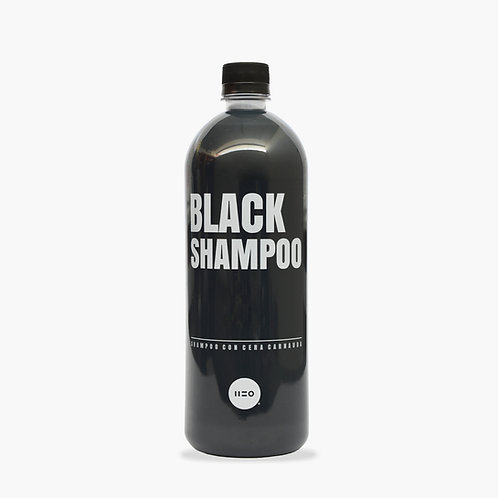 BLACK SHAMPOO CERA CARNAUBA