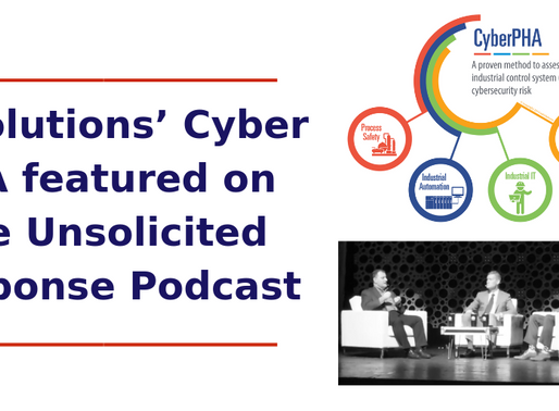 aeSolutions' Cyber PHA featured on the Unsolicited Response Podcast: Truth or Consequences
