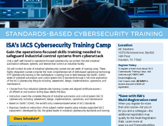 Upcoming Houston Cyber Camp