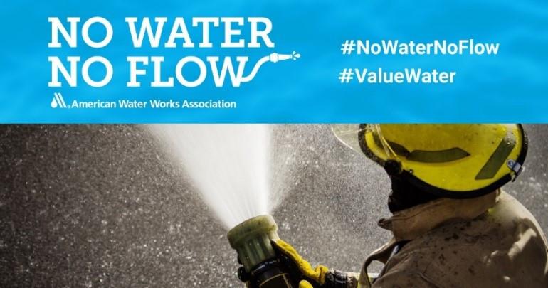 No Water, No Flow
