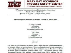 Methodologies in Reducing Systematic Failures of Wired IPLs