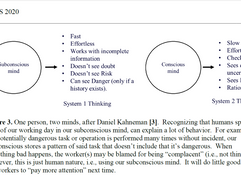 Designing Operator Tasks to Minimize the Impact of Heuristics and Biases