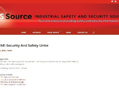 ISSSource – AIChE: Security and Safety Unite