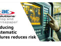 Reducing systematic failures reduces risk