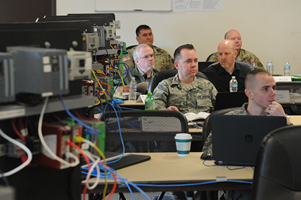 Cybersecurity Course Concludes with Students More Confident and Competitive