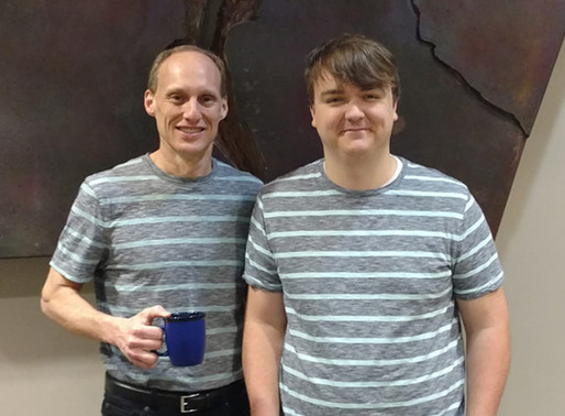 T-shirts, polos, and flannels, oh my! Making casual day work across the country.