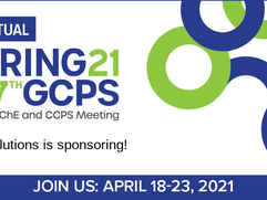 aeCyberSolutions' John Cusimano to Present at 2021 AIChE Virtual Spring Meeting and 17th GCPS