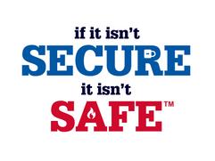 If it isn't secure, it isn't safe™