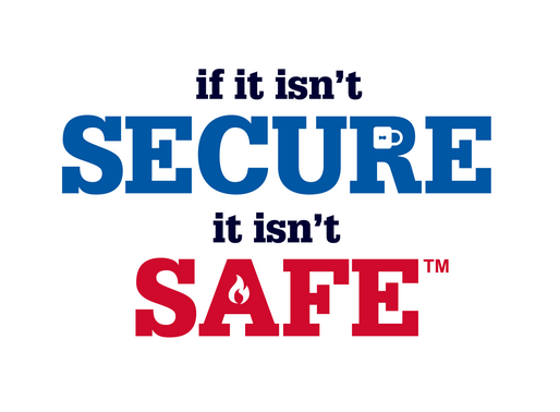 If it isn't secure, it isn't safe™
