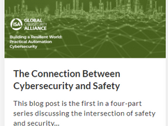 The Connection Between Cybersecurity and Safety