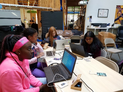 aeSolutions Teaches Middle School Students about the Internet of Things (IoT)