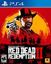 Red Dead Redemption II -PS4