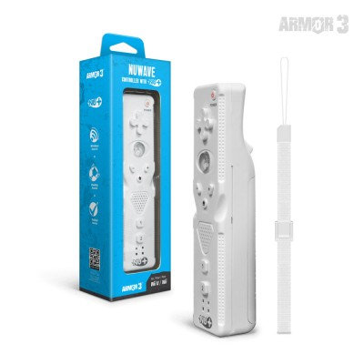 Wii Controller with Nu+ *New*