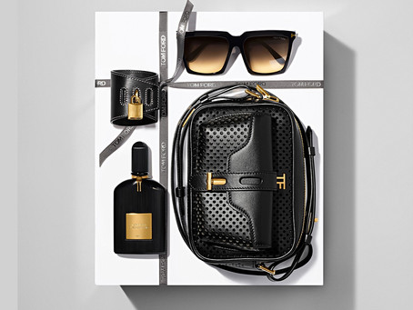 Tom Ford Showcases Special Graduation Boxes