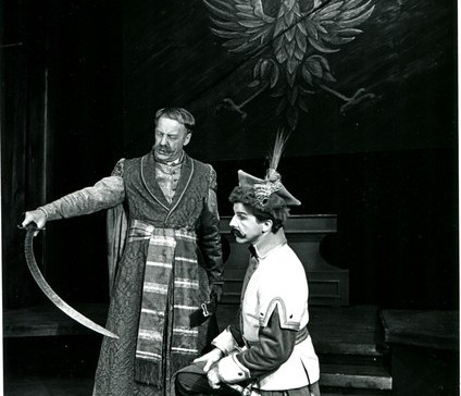 Rzecz o Maju, 13 października 1990 - Teatr im. Stefana Żeromskiego (Kielce)