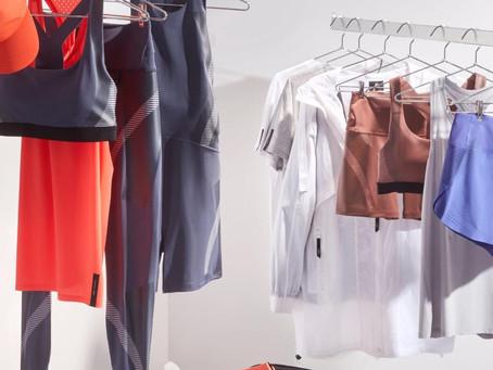 A Happy Athleta Clothes Shopping Spree