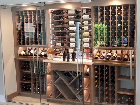 Wine Cellars & Wine Rooms are now Glamorous Instagram Posts