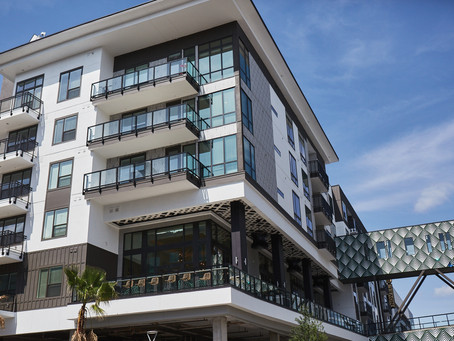 Novel Midtown Apartments Provide Luxury Living with a Communal Feel