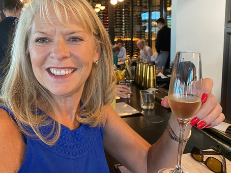 Toasting to a Champagne Summer