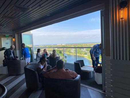 Rooftop Bars are Trending