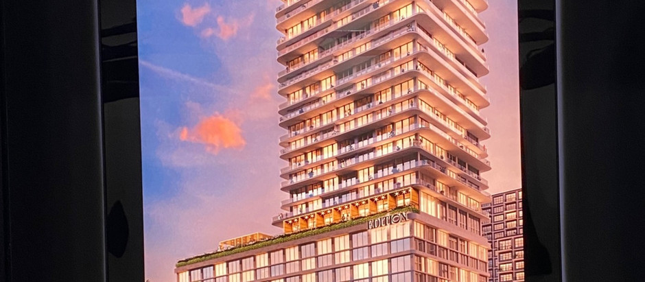 Ultimate Luxury Living ~ The Residences at the Tampa EDITION