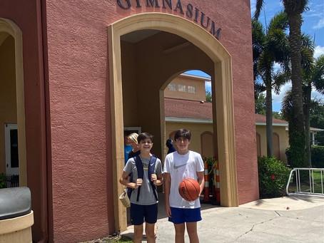 Basketball Sleep Away Camp