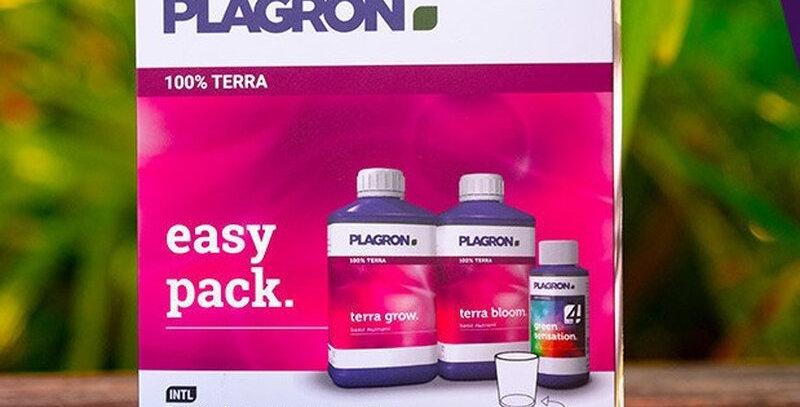 Plagron easy pack 100% TERRA