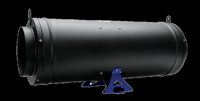 Mountain Air® Rohrventilator EC Whisper Silencer, 150 mm, 594 m³/h, 45 W
